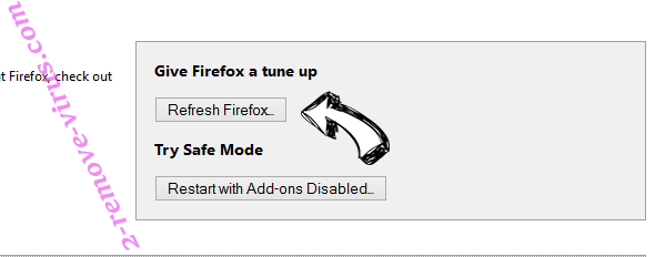 Ultimate Shopping Search Firefox reset
