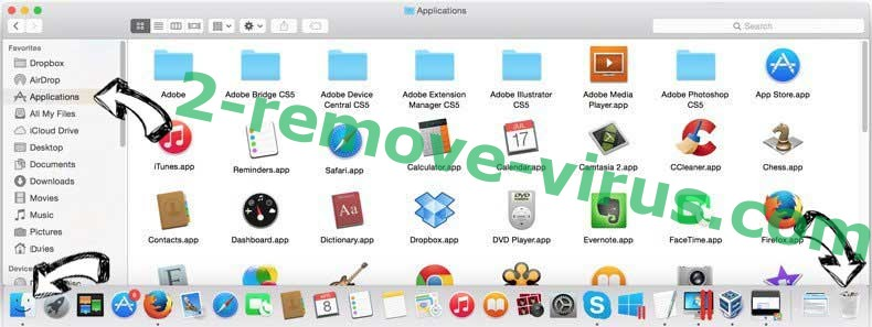 Start Pageing 123 removal from MAC OS X
