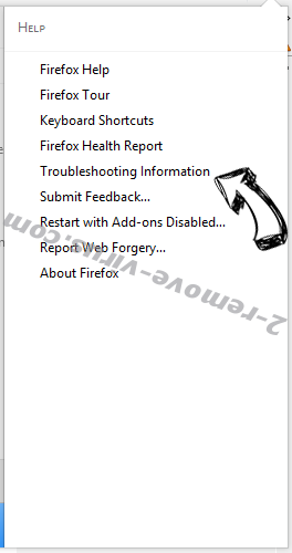 adk2x.com redirect Firefox troubleshooting