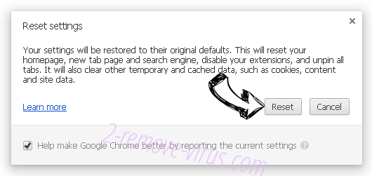 ProxyGate Chrome reset