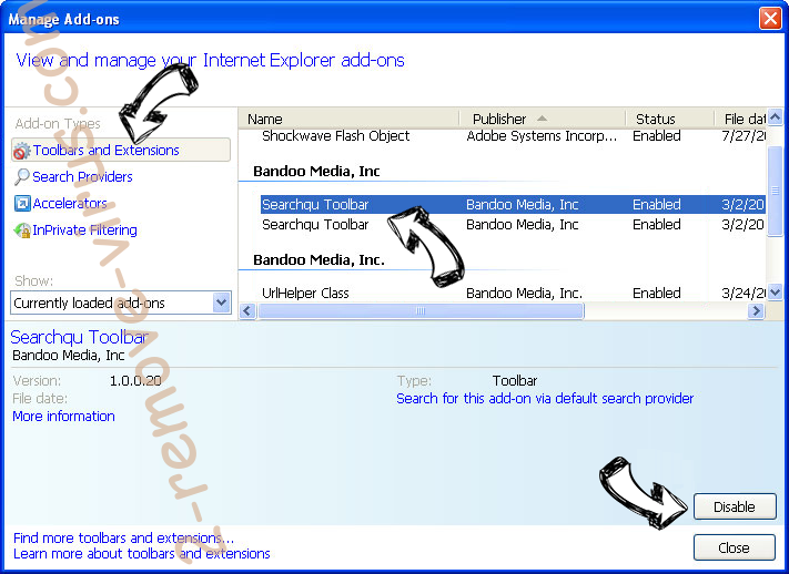 ProxyGate IE toolbars and extensions