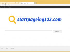 Eliminar StartPageing123 Virus
