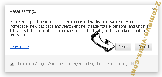 search.searchmmap.com Chrome reset