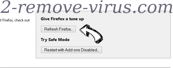 Easy To Watch Tv Virus Firefox reset