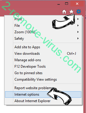 Yoodownload.com IE options