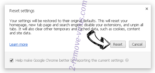 Mozilla Firefox Critical ERROR Virus Chrome reset
