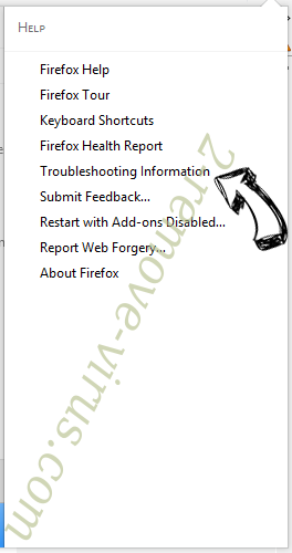 Mozilla Firefox Critical ERROR Virus Firefox troubleshooting