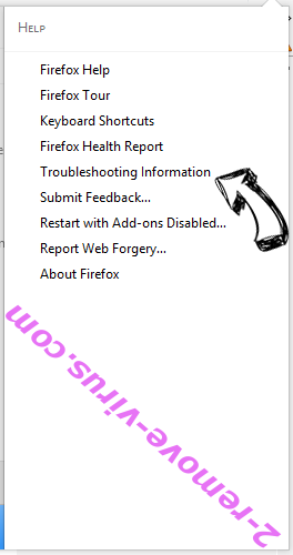 Softonicstart.com Firefox troubleshooting
