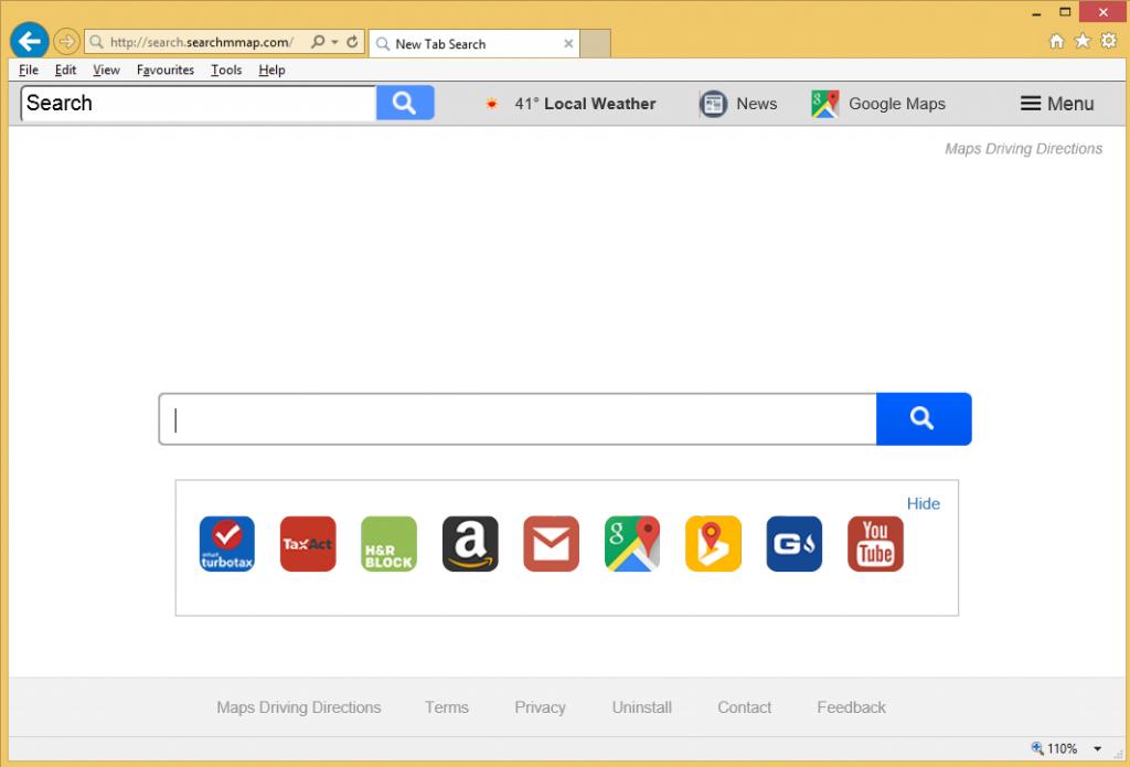 searchmmap