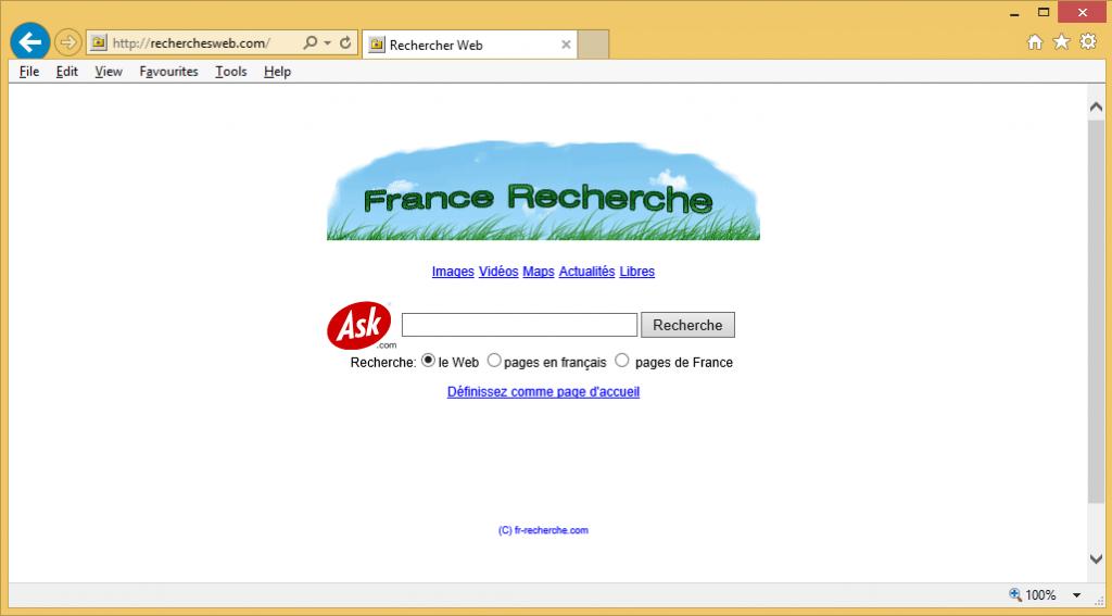 Recherchesweb