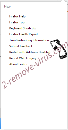 Initial Site 123 Firefox troubleshooting
