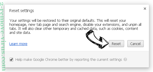 Search.searchgofind.com Chrome reset