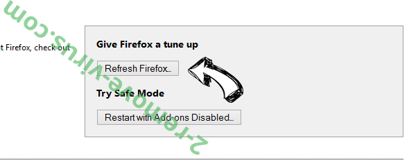 Search.search4ppl.com Firefox reset