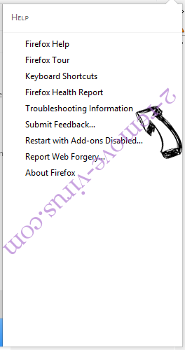 Search.searchgofind.com Firefox troubleshooting