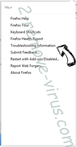 Search Anonymo Firefox troubleshooting