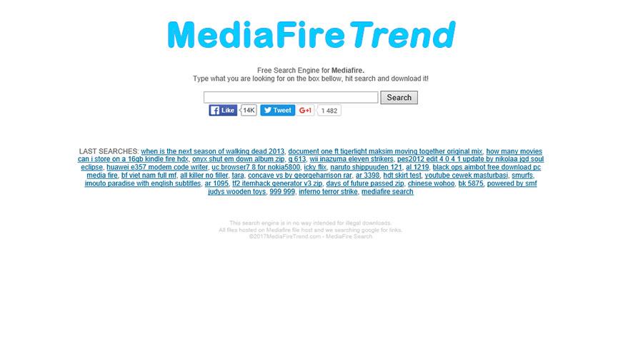 mediafiretrend-remove