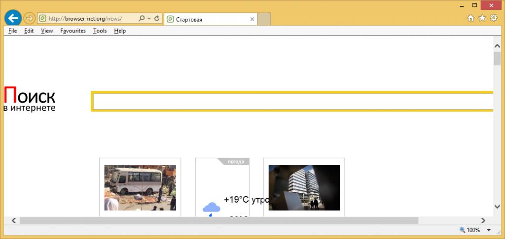 Browser-net