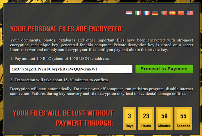 Fatboy ransomware
