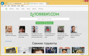 Zztorrent.com – How to remove?