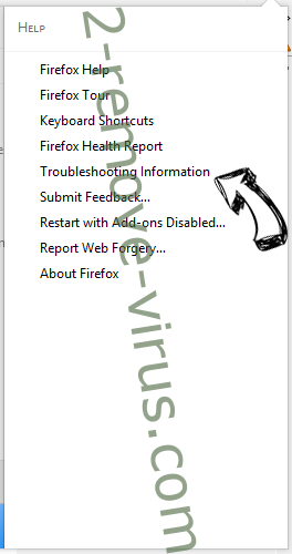 Search.ozby.com Firefox troubleshooting
