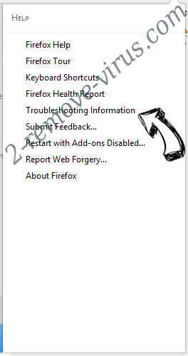 Viralfived.com Firefox troubleshooting