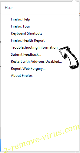 Search.gikix.com Firefox troubleshooting