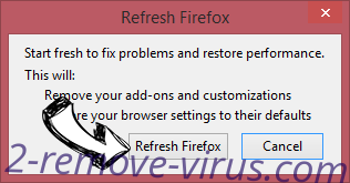 Search.moviecarpet.com Firefox reset confirm
