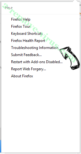 Search.moviecarpet.com Firefox troubleshooting