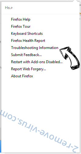 Searchgetlnn.com Firefox troubleshooting
