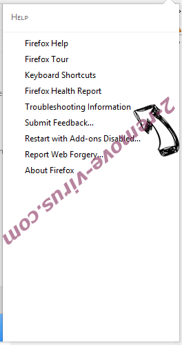 System Health Checker virus Firefox troubleshooting