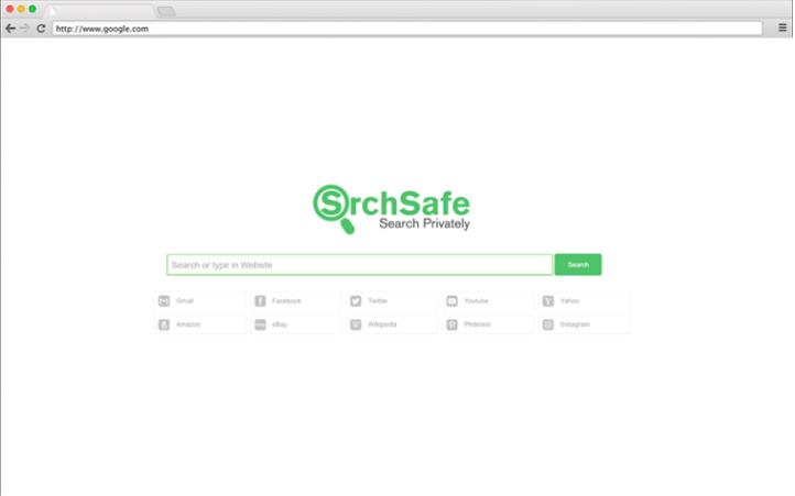 SrchSafe Search