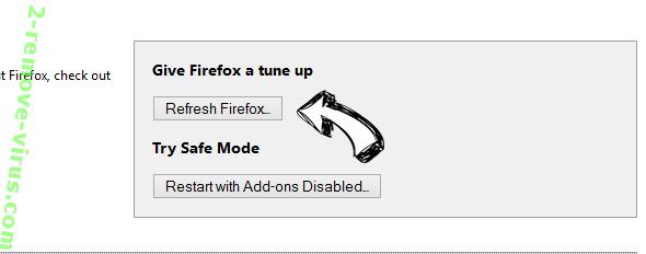 Scangoogle.ru Firefox reset