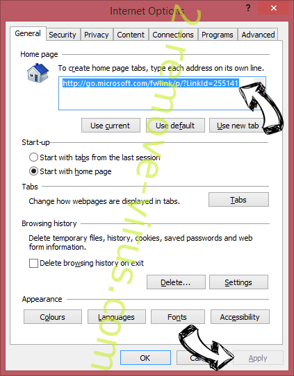 Balloonstab IE toolbars and extensions