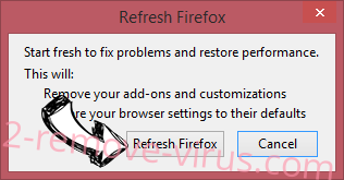 Ads by UnTabs Firefox reset confirm