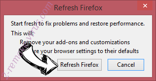 Search.hidemysearch.com Firefox reset confirm