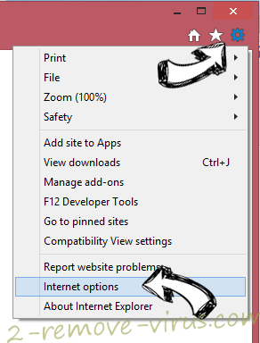 Photor Chrome New Tab IE options