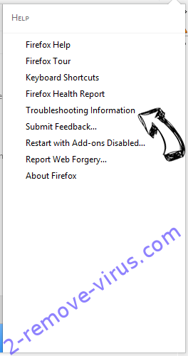 BountySearch virus Firefox troubleshooting