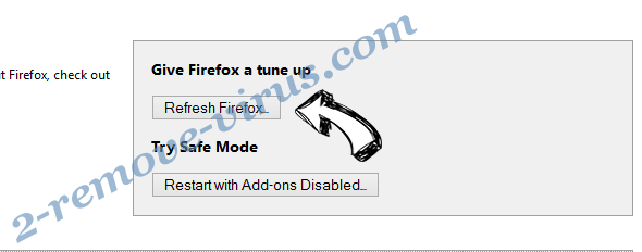 Windows Health Is Critical Virus Firefox reset