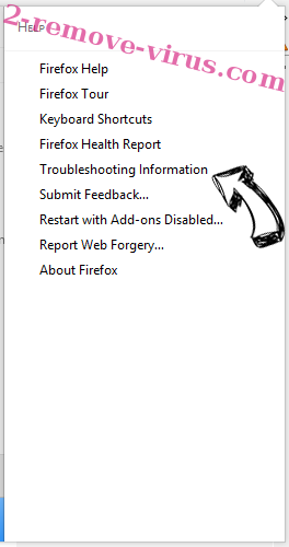 ClearWebSearch.com Firefox troubleshooting