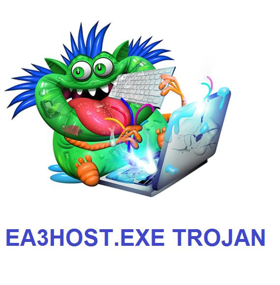 Odstranit EA3HOST.EXE