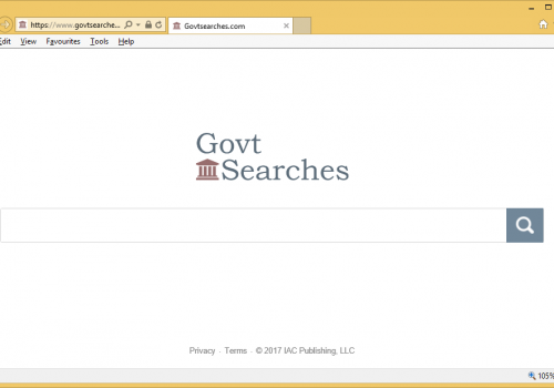 How to Delete Govtsearches.com Redirect