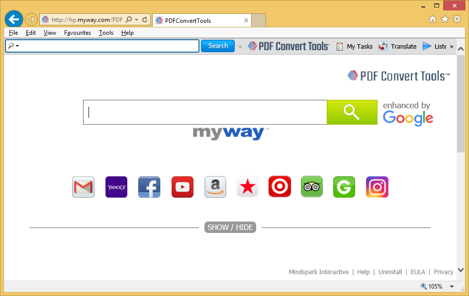 Myway Redirect