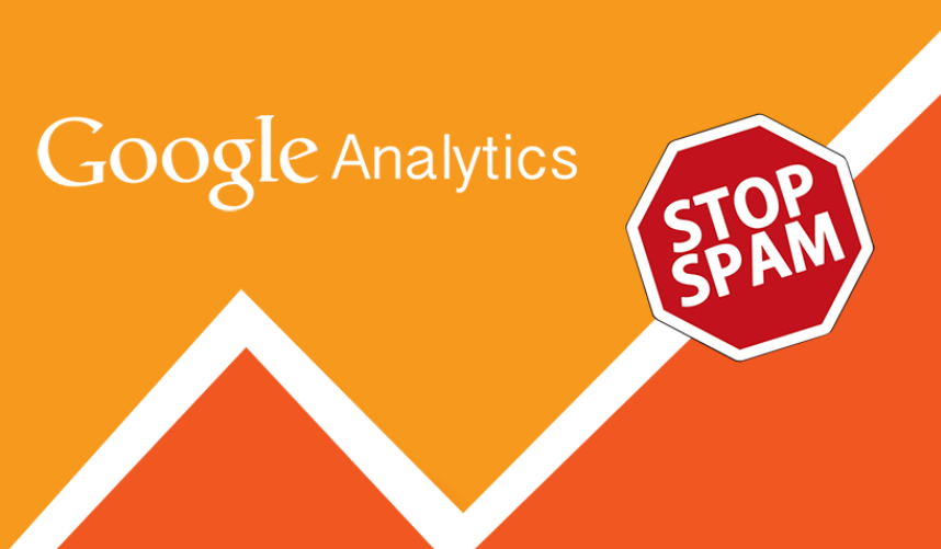 Biteg.xyz Google Analytics odkaz Spam