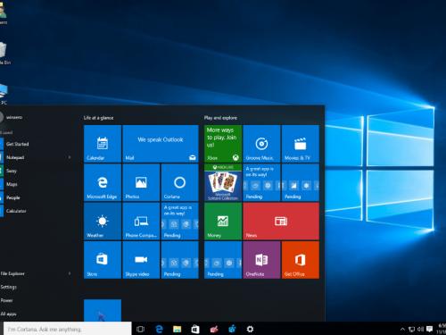 How to fix the Windows 10 Start Menu