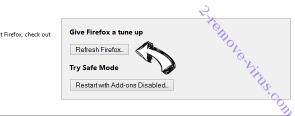Search.Totalav.com Firefox reset