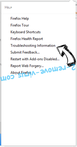 YOCOURSENEWS.INFO Redirect Firefox troubleshooting