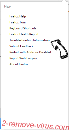 Newtabandsearch.com Firefox troubleshooting