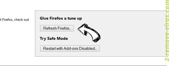 searchdo.ru Firefox reset