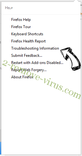 Slicksearch.com Virus Firefox troubleshooting