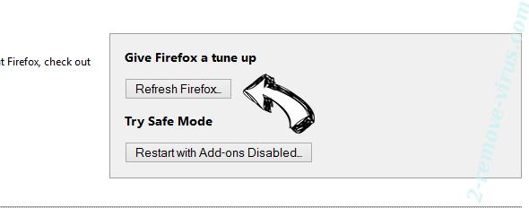 MobiDash Firefox reset